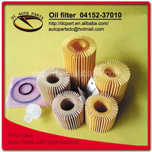 04152 37010 40060 B1010 Guangzhou oil filters used for Toyota for small cars factory sell