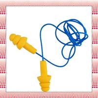 3M 340-4004 polyurethane ear plug, polyurethane material ear plug, prevent noise ear plug