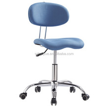New Blue/Black Fabric Ergonomic Children Computer Chair, Child Study Chair, Kids Playing Chair