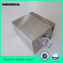 custom steel case work with lock and other accessories