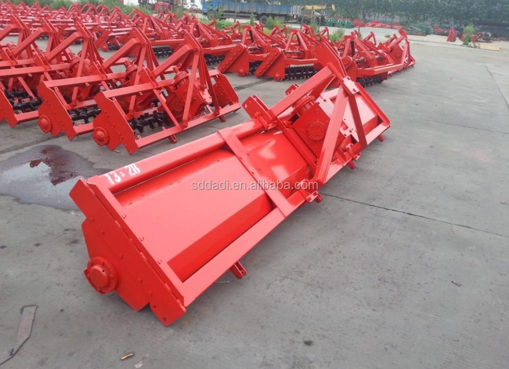 Tractor Tiller Product : Tractor rotary tiller farm cultivator blade