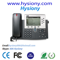 original new Unified IP Phone & Power CP-3905= Cisco Unified SIP Phone 3905, Charcoal, Standard Handset