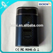 Newest fashion design high quality battery shaver 4400mah universal portable power bank for all kinds of mobile phone