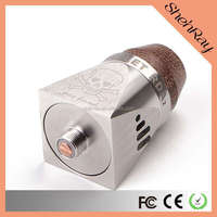 The best selling product from shenray Bullet RDA2 Style Rebuildable Dripping Atomizer bullet pi2 rda