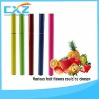 Disposable e cigarette 2.2-2.5Ohm resistance herbal vaporizer pen