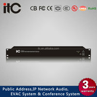ITC T-6241 100V Audio Amplification Input Signal Repeater