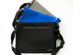 Leisure Neoprene 14 inch Computer Messenger Bag