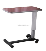 Hospital medical over bed table LS-MT01