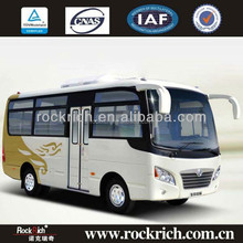 China Manufacture New Dongfeng 6m Brand Front Engine Tourist Mini Coach New Prices