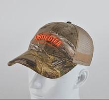 Custom embroidery patch trucker cap mesh cap