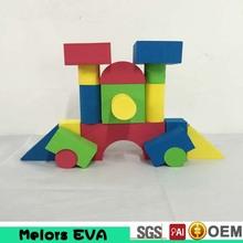 New Education Eva Foam Building Train for sale