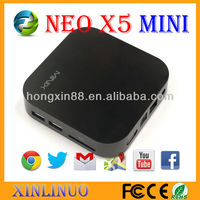 Original MINIX NEO X5 mini Android 4.1 Dual core rk3066 1GB/8GB wifi RJ45 Internet Set tv BOX with Air Mouse
