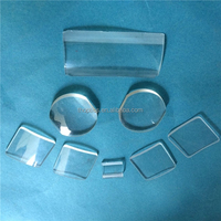 optical meniscus crystal glass lens/Meniscus lens for experimenting and prototyping application