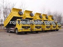 Caliente la venta de China SINOTRUK howo volcado / isuzu camiones volquete volquetes camiones