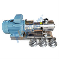 Good quality homogenizer mixer pump with CE approved