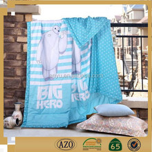 Classic design with good quality children summer quilt