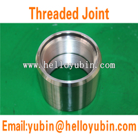 Zhangqiu Yubin custom stainless steel rotary joint construction joint