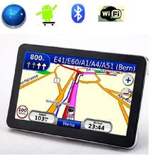 """7"""" Android GPS Navigation with AVIN"""
