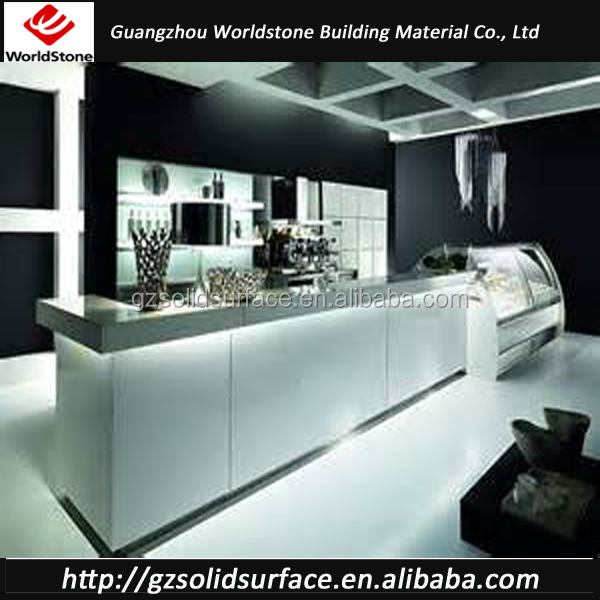 Genial Professional Bar Furniture And Cafe Bar Counter Design Artificial Stone Bar.  20