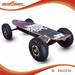 CE RoHS Approved Bluetooth Controlled Electric Longboard for sale (W9001)