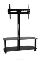 """wrought iron Plasma tv stand for 32-65"""" screens"""