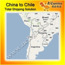International air Logistics transportation from China to Chile