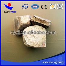 sub-materials as deoxidizer silicon calcium barium aluminium ferro alloy /Si Ba Ca Al Fe alloy in steel making