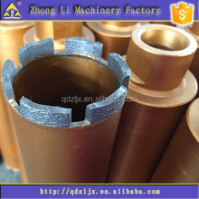 Factory outlet, M22 thread, Laser Welded, Diamond core drill bit