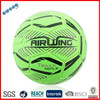 Machine Stitched PVC Promotional different soccer balls