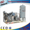 Energy saving reciprocating compressor with long service life
