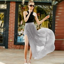 Best sale summer stylish chiffon crossover cut out midi dress for many methods