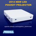 2014 nuevo proyector de bolsillo mini LED para el iphone 5, proyector de bolsillo samsung galaxy s4