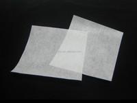 white non-woven fabrics