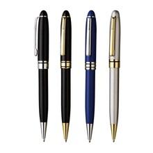 Thin metal pen