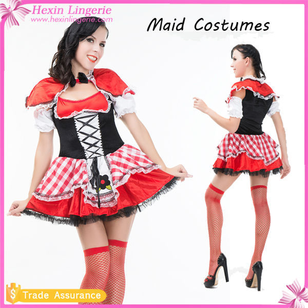 Wholesale Women French Sex Milk Maid Costume Buy French  sc 1 st  Meningrey & Costume Idea Database - Meningrey