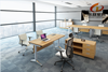 L shape executive office desk HL-01