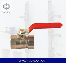 Cheaper price brass ball valve