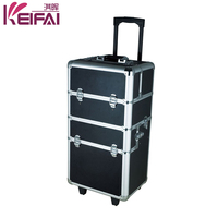 Popular 2015 Hot Sell Professional Hairdresser Trolley Case