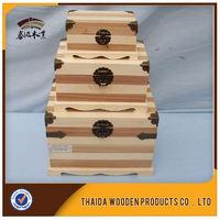Large Size Jewelry Box Wooden/Wedding Gift