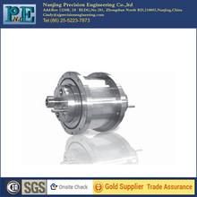 Precision 5 axes seal shaft coupling