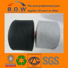 Regenerated cotton yarn china manufacturer organic yarn