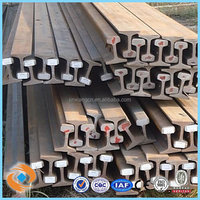 China Jinxiang 8Kg,9kg,12Kg,15Kg,22Kg,24Kg,30kg railway steel light rail