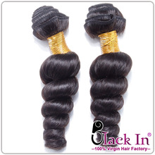 Brazil real Virgin full ends don't knot loose natural waves