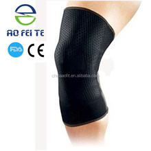 2015 New Product Sports knee pad Elastic Knee Support band, breathable knee brace made in China