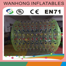 PVC inflatable water rollers ,inflatable water walking balls for sale, large inflatable roller for kids and adults