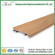 Aluminum Profile Decorative Skirting Boards