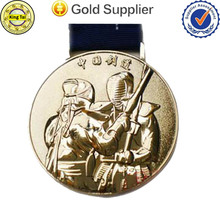 factory low price attractive zinc alloy fancy medal with dream quality