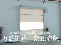 pvc roller shutter automatic door with CE KJM-703