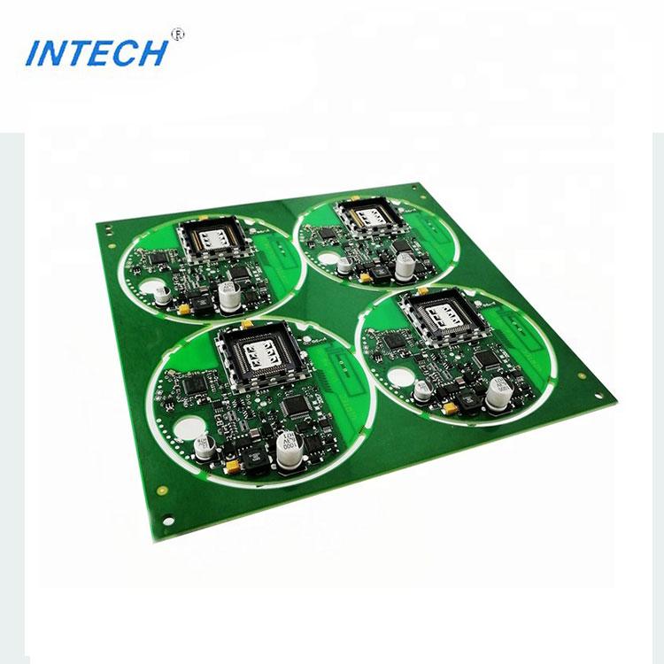 Commercio all'ingrosso della fabbrica pcb assembly produttore timer cifre pcba