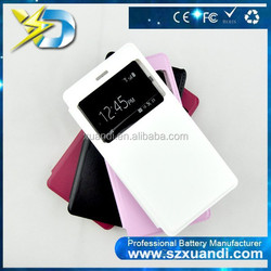 Top Quality Flip Leather Mobile Phone Case for xuandi xuanmi 4